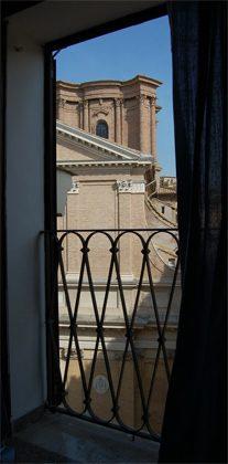 Aussicht b Ferienwohnung Rom spanische Treppe 3573-65 / 1542