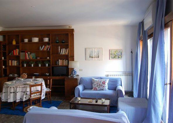Wohnzimmer a Ferienwohnung Rom spanische Treppe 3573-65 / 1542