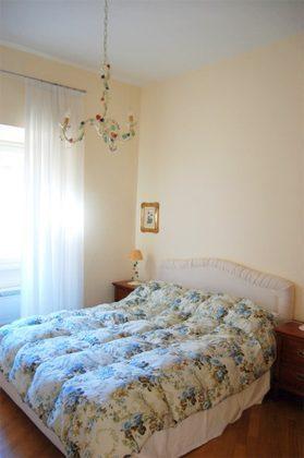 Schlafzimmer Doppelbett a Rom Ferienwohnung Ref. 3573-6 / 1406