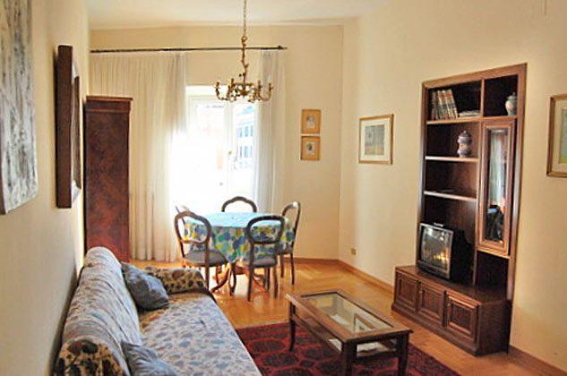 Wohnzimmer a Rom Ferienwohnung Ref. 3573-6 / 1406