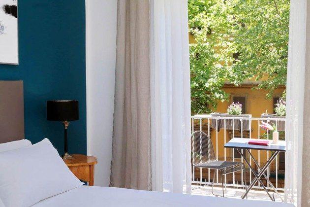 Rom Ferienwohnung Trastevere Ref: 108581-14 Schlafzimmer 1