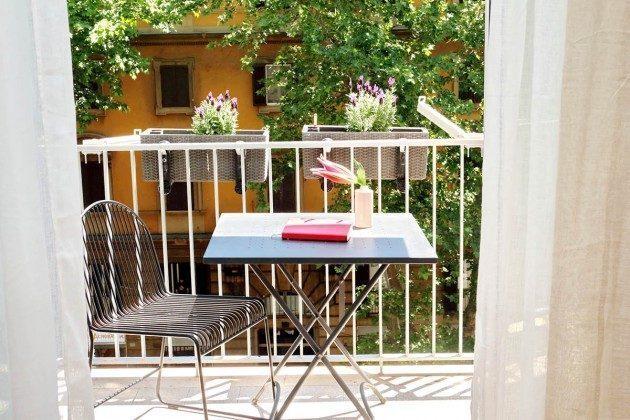 Rom Ferienwohnung Trastevere Ref: 108581-14 Balkon