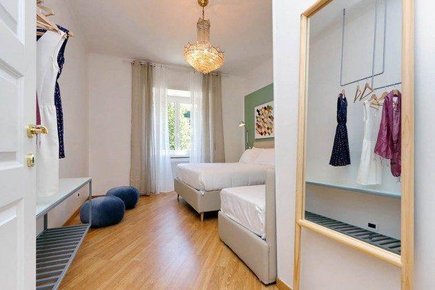 Rom Ferienwohnung Trastevere Ref: 108581-14 Schlafzimmer 3