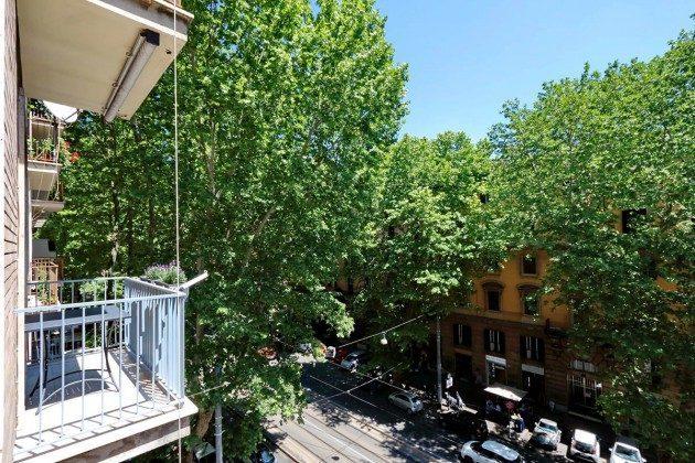 Rom Ferienwohnung Trastevere Ref: 108581-14 Ausblick