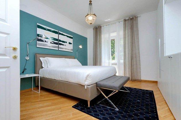 Rom Ferienwohnung Trastevere Ref: 108581-14 Schlafzimmer 2