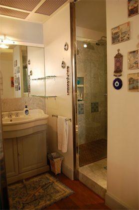 Badezimmer a Apartment Rom Trastevere 3573-62 / 1277