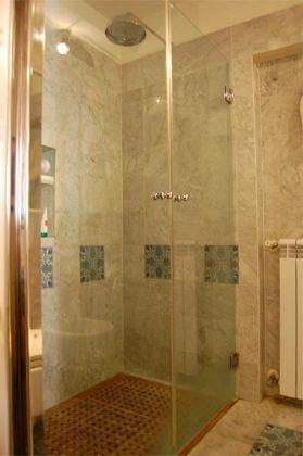 Badezimmer b Apartment Rom Trastevere 3573-62 / 1277