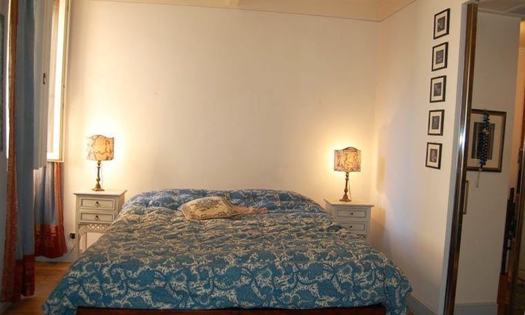 Schlafzimmer a Apartment Rom Trastevere 3573-62 / 1277