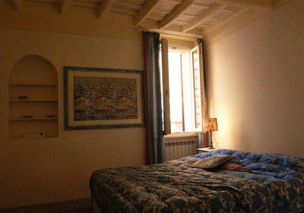 Schlafzimmer c Apartment Rom Trastevere 3573-62 / 1277