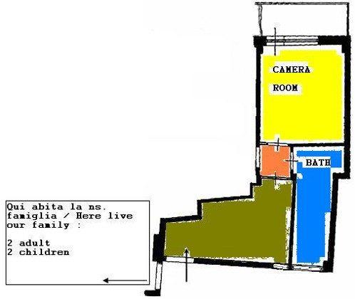 Ferienapartment Rom Trastevere Ref. 40033-1 - Objekt 40033-1