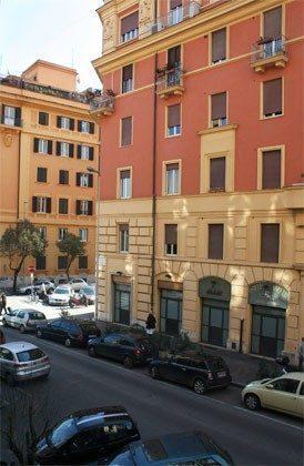 Rom Ferienwohnung Pius - Ref 3062-1 - Außenansicht