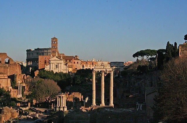 Rom Ferienwohnung Pius - Ref 3062-1