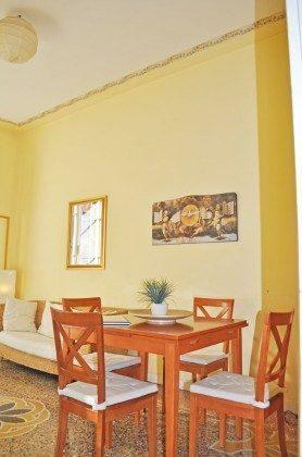 Ferienwohnung Rom - Ref 3062-2 Essbereich