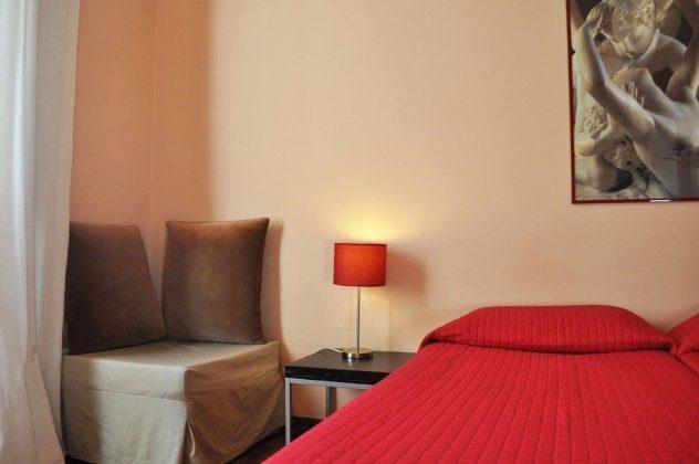 Ferienwohnung Rom Ref 3062-3 - Schlafzimmer 2