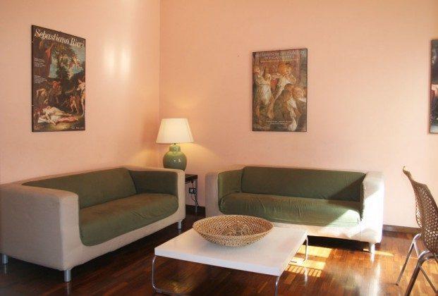 Ferienwohnung Rom Ref 3062-3 - Wohnzimmer