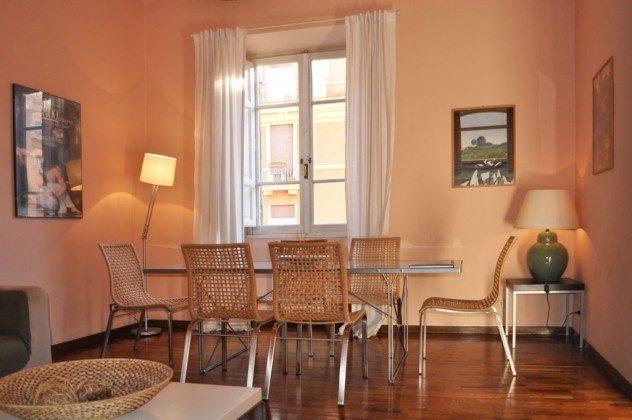 Ferienwohnung Rom Ref 3062-3 - Essbereich