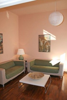 Ferienwohnung Rom Ref 3062-3 - Sofaecke