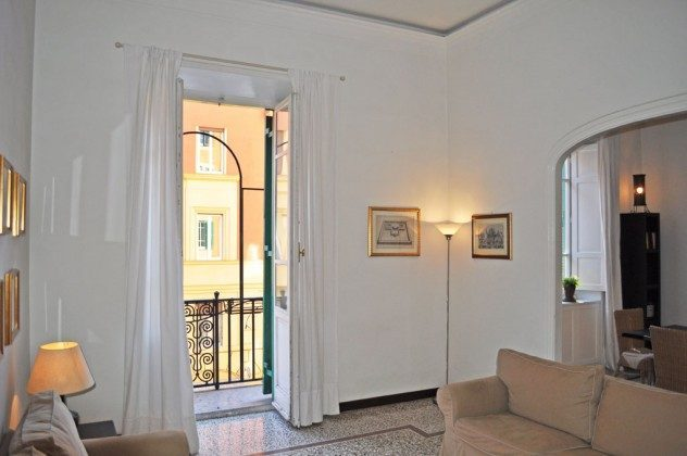 Ferienwohnung Rom - Ref 3062-4 - Wohnzimmer