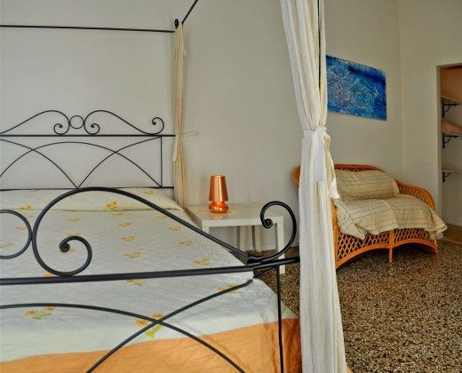 Doppelbett - Ferienwohnung Rom am Vatikan - Ref 3062-5