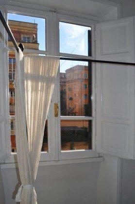 Blick aus dem Fenster - Ferienwohnung Rom am Vatikan - Ref 3062-5