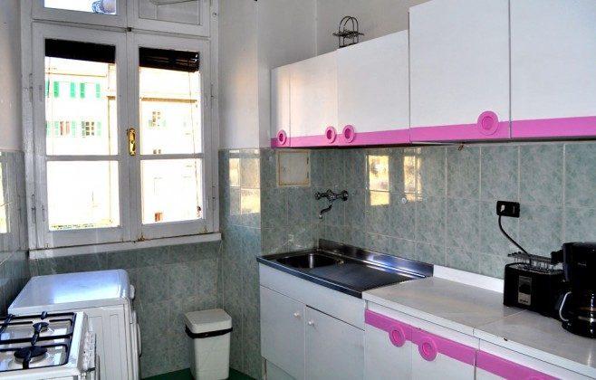 Küche - Ferienwohnung Rom am Vatikan - Ref 3062-5
