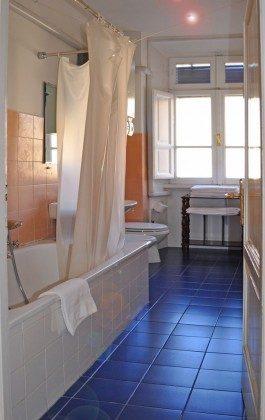 Badezimmer - Ferienwohnung Rom am Vatikan - Ref 3062-5