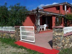 Ferienwohnung Sardinien mit Garten