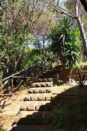 Garten  Is Arenas Ferienhaus Ref. 2994-14