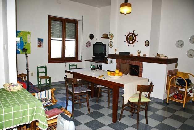 Esszimmer Sa Rocca Tunda Ferienwohnung Ref. 2994-13