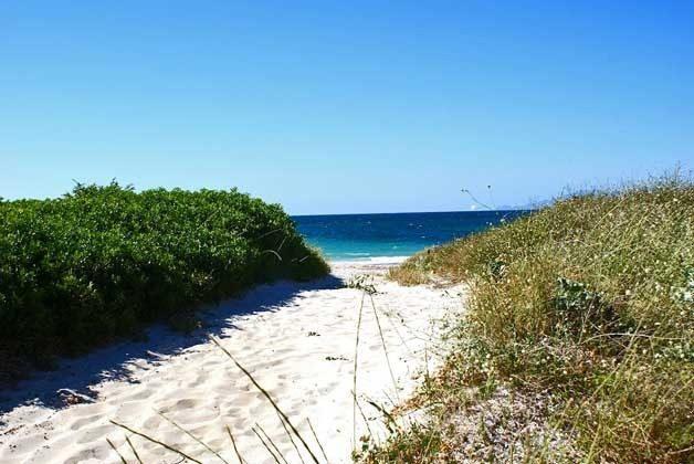 Strand Sa Rocca Tunda Ferienwohnung Ref. 2994-13