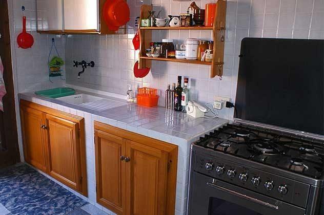 Küche Sa Rocca Tunda Ferienwohnung Ref. 2994-13