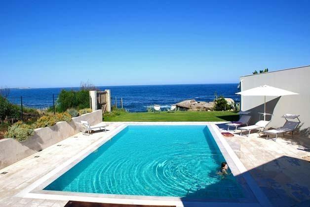 Ferienhaus Sardinien mit Garten