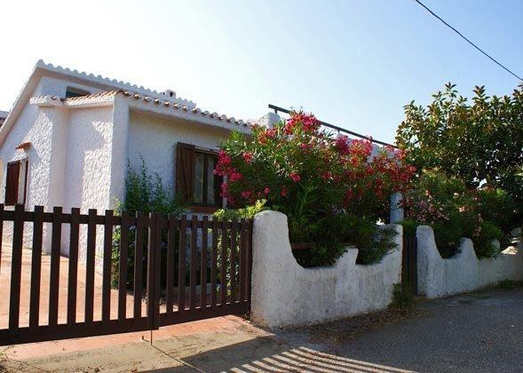 Ferienhaus Sardinien mit Parkplatz