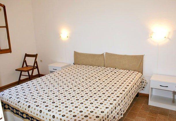 Ferienwohnung Sardinien - Schlafzimmer