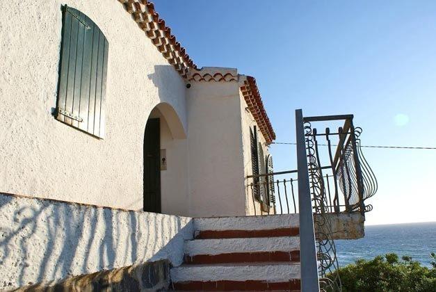 Ferienwohnung Sardinien - Treppe
