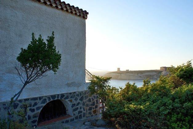 Ferienwohnung Sardinien - Außenansicht