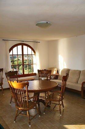 Ferienwohnung Sardinien - Wohnzimmer