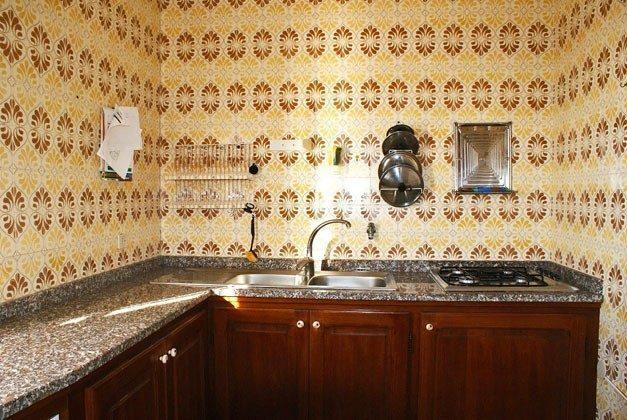Ferienwohnung Sardinien - Küche