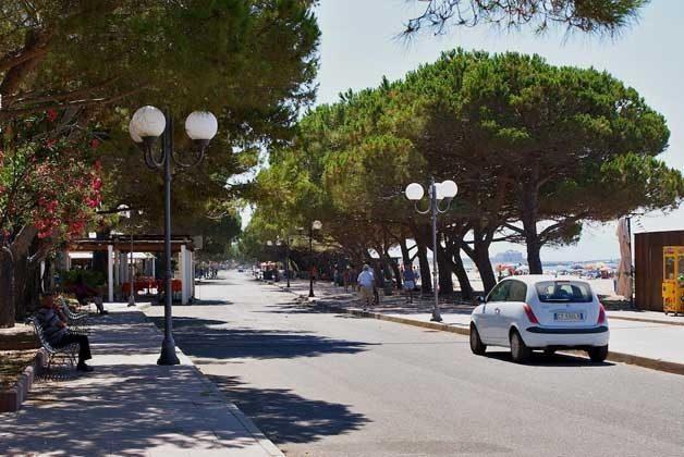 Umgebung Ferienwohnung in Torre GrandeRef. 2994-11