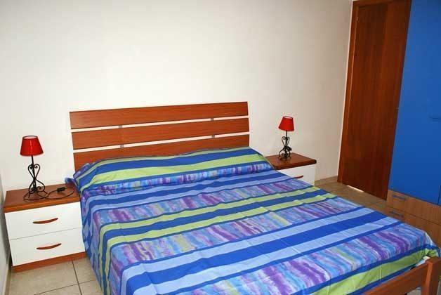 Schlafzimmer Ferienwohnung Ref. 2994-11