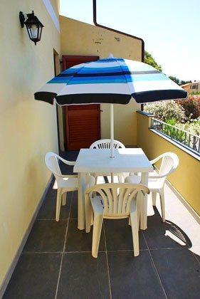 Balkon Ferienwohnung Ref. 2994-11