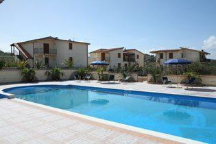 Bild 21 - Sizilien Balestrate Ferienwohnungen Residence R... - Objekt 40909-1