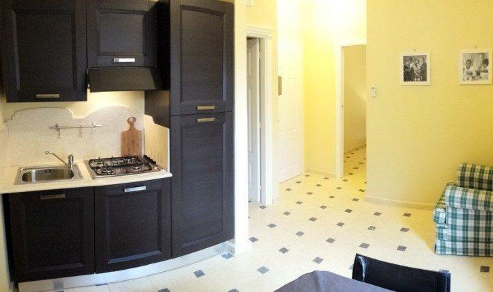 Küche - Cefalu Apartment Alicudi Ref. 166798-10