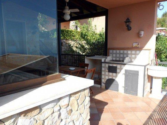 Terrasse Sizilien Cefalu Ferienwohnung Ref. 166798-1 . 166798