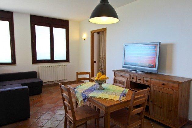 Wohnzimmer Sizilien Cefalu Ferienwohnung Ref. 166798-1