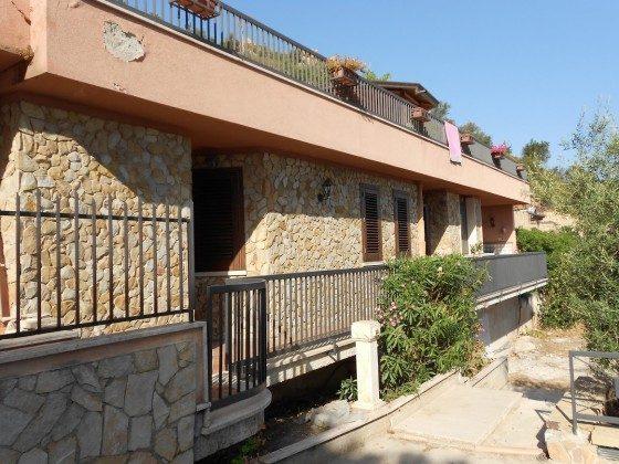 Terrasse Sizilien Cefalu Ferienwohnung Ref. 166798-1