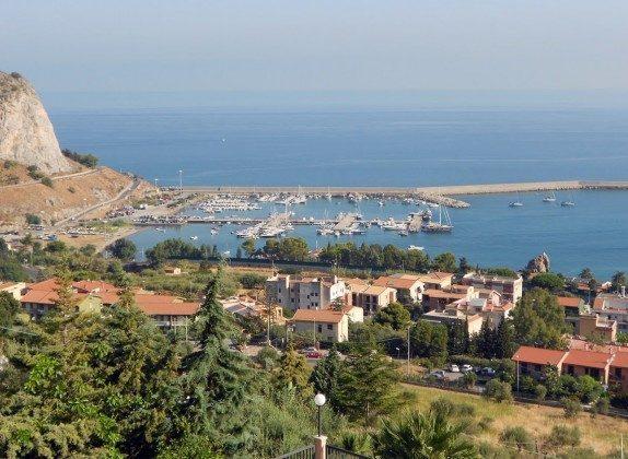 Blick Sizilien Cefalu Ferienwohnung Ref. 166798-1