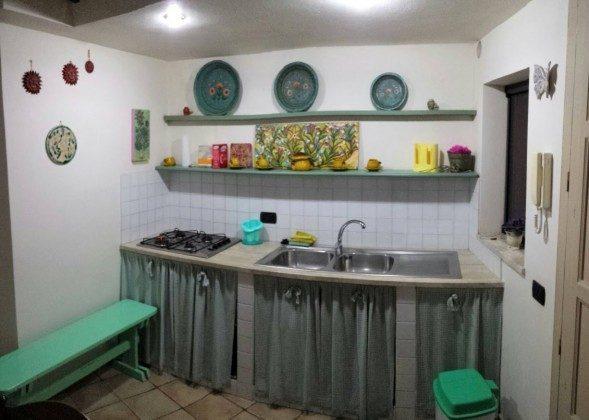 Whg 2 - Küche Alla Giudecca Ref. 166798-2