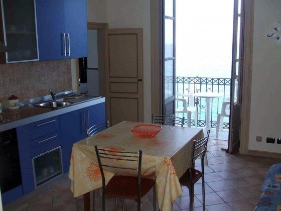 Whg 1 - Küche mit Balkon Alla Giudecca Ref. 166798-2