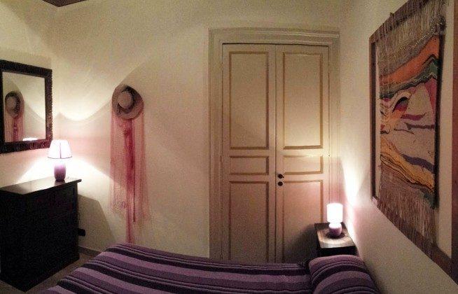 Whg 1 - Schlafzimmer Doppelbett Alla Giudecca Ref. 166798-2